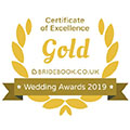 2019 Award - Best Wedding car hire Supplier
