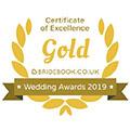 2019 Award - Best Wedding car hire Supplier