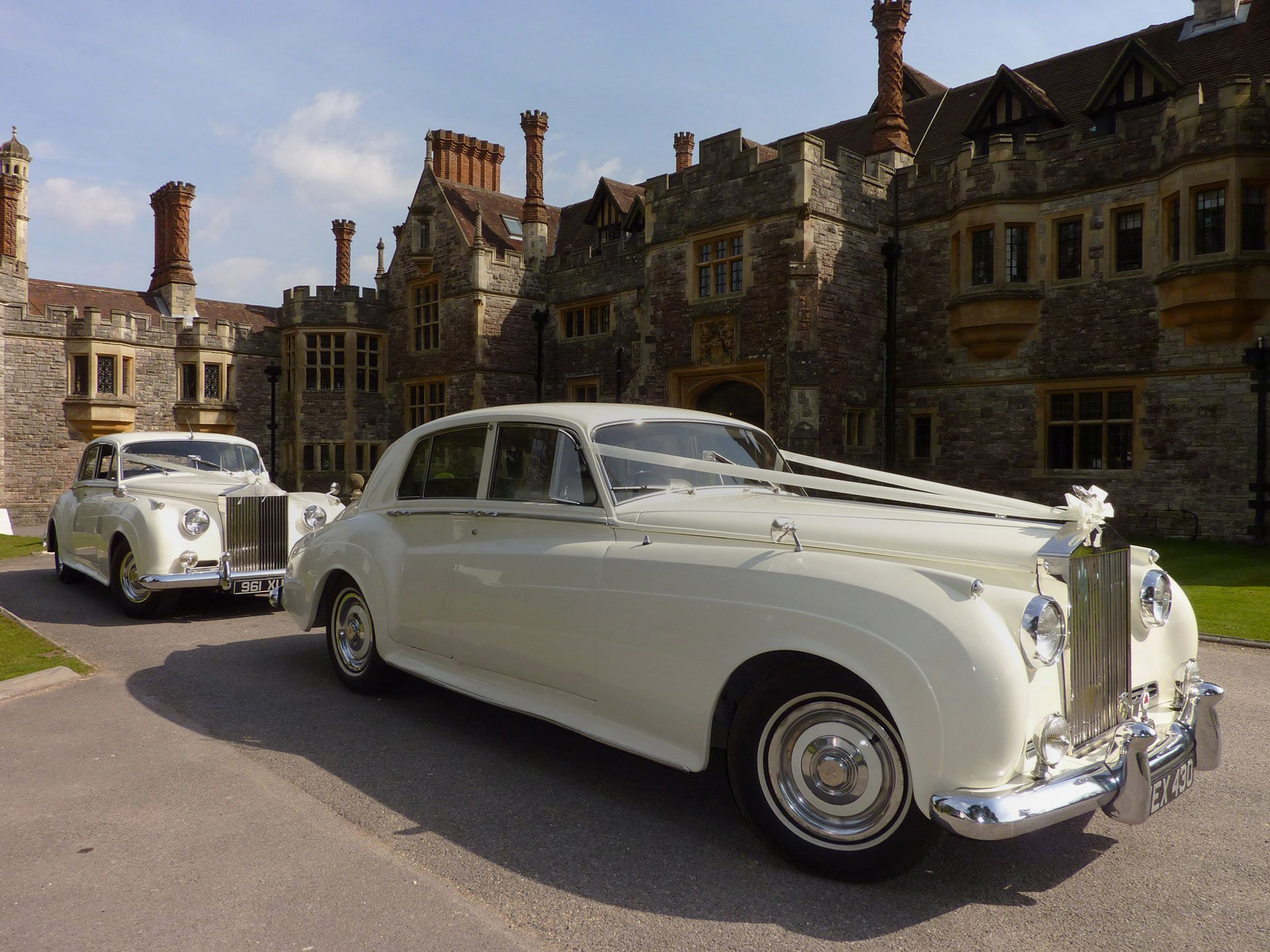 the premier collection classic wedding cars dorset