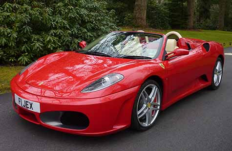 Grooms' wedding cars for hire