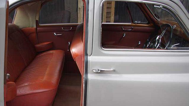 Rover P4 Saloon