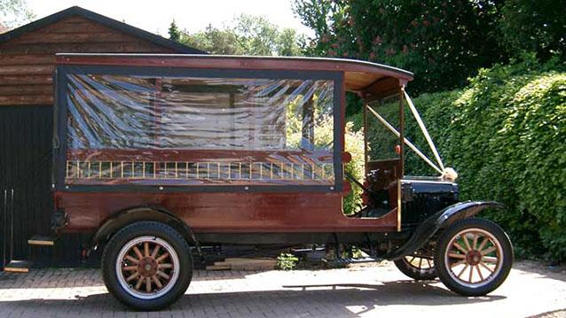Ford Model 'T' Charabanc