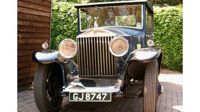 Rolls-Royce 20hp Convertible