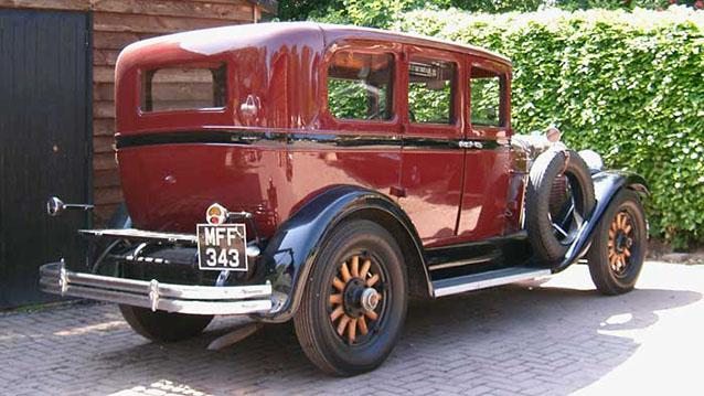 Chandler Sedan