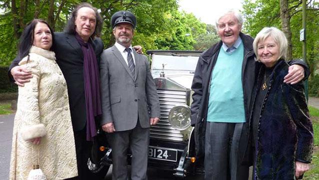 Rolls-Royce Park Ward Convertible