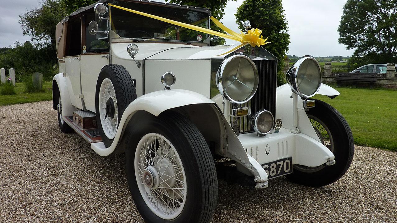 Rolls-Royce 20/25 Open Landaulette