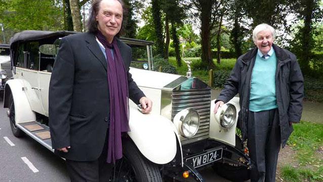 Rolls-Royce Royale Convertible