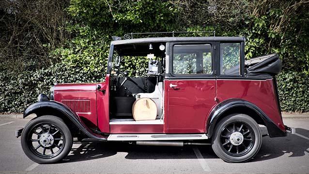 Austin Taxi Landaulette