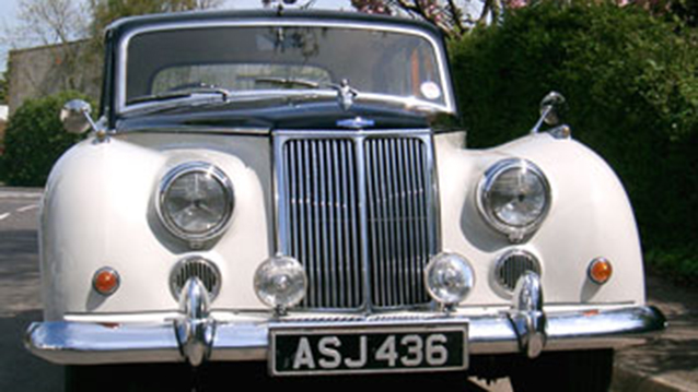 Armstrong-Siddeley Star Sapphire