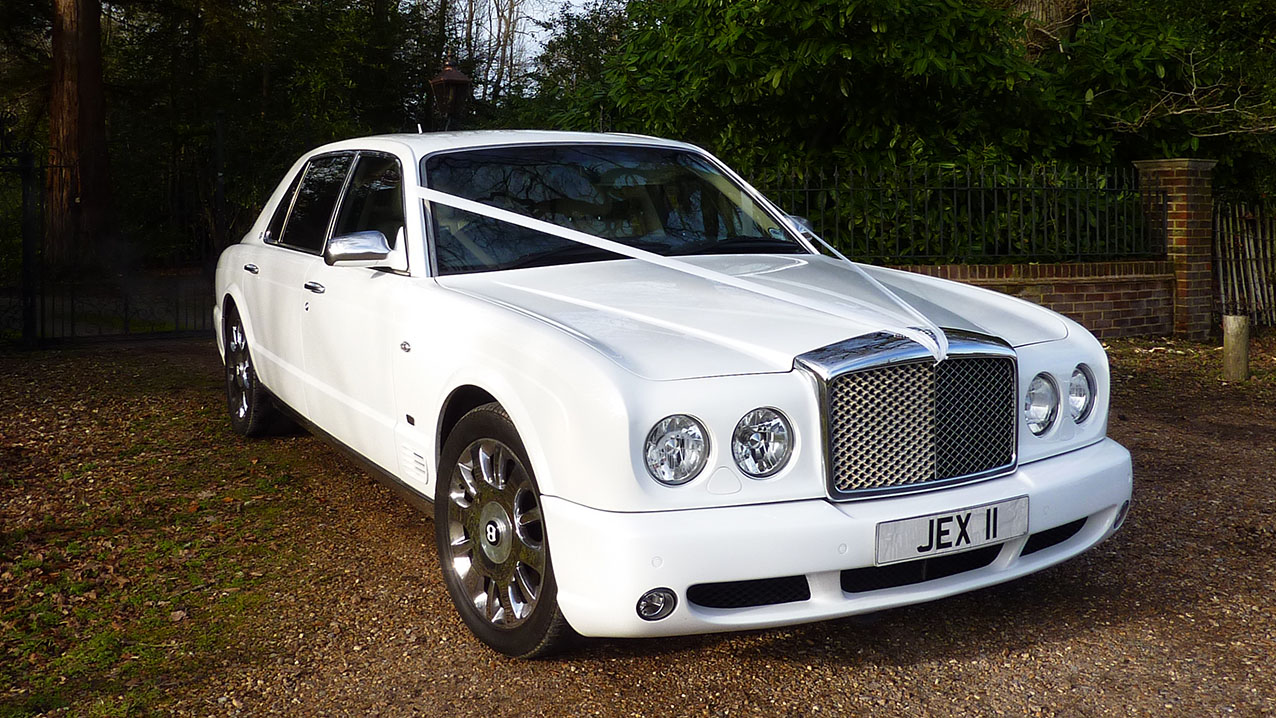 Bentley Arnage RL Turbo LWB