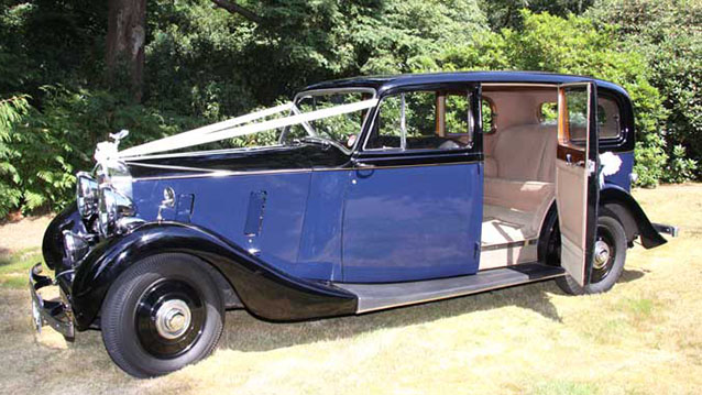 Rolls-Royce Wraith Limousine