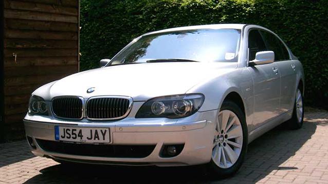 BMW '7' series LWB