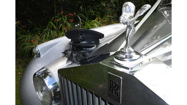 Rolls-Royce Silver Cloud I