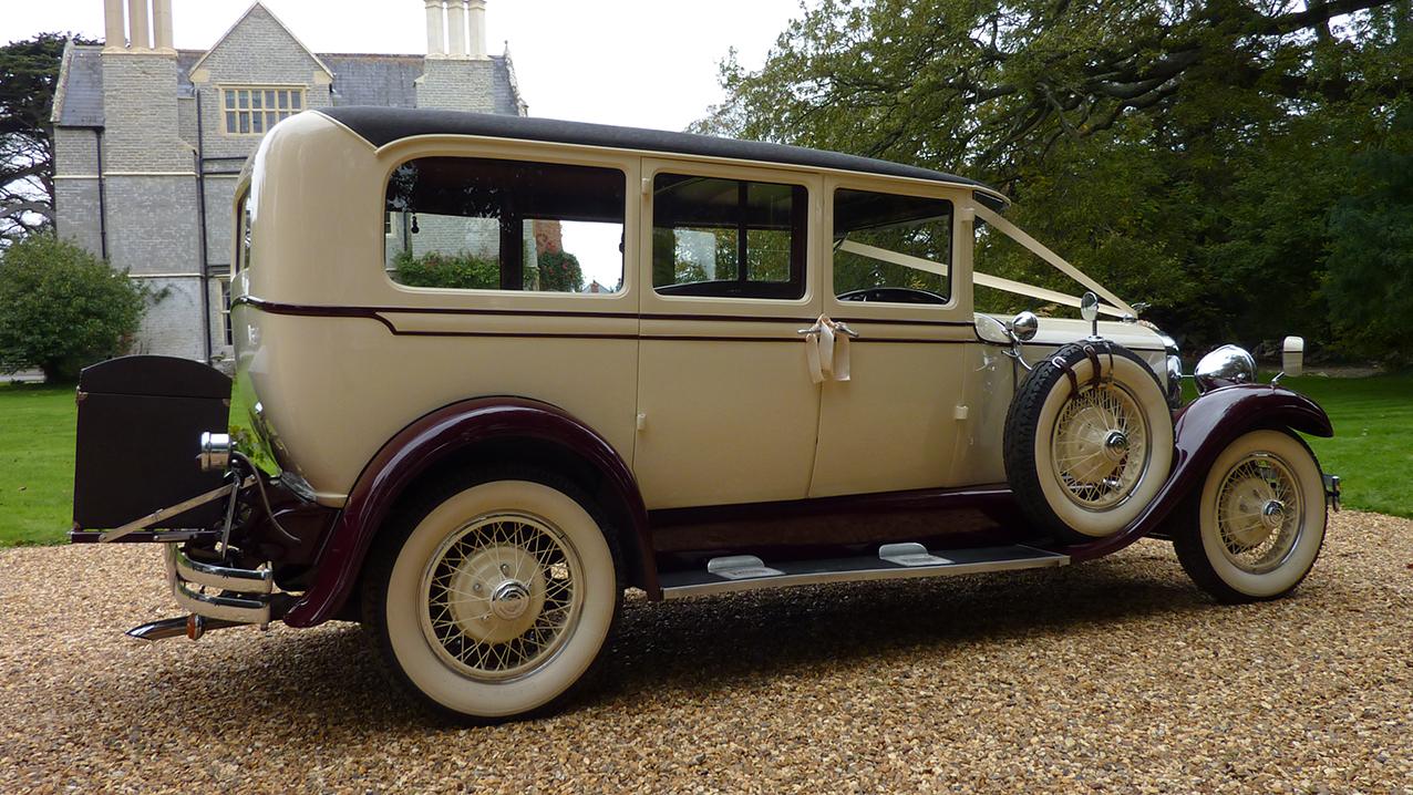 Studebaker Limousine