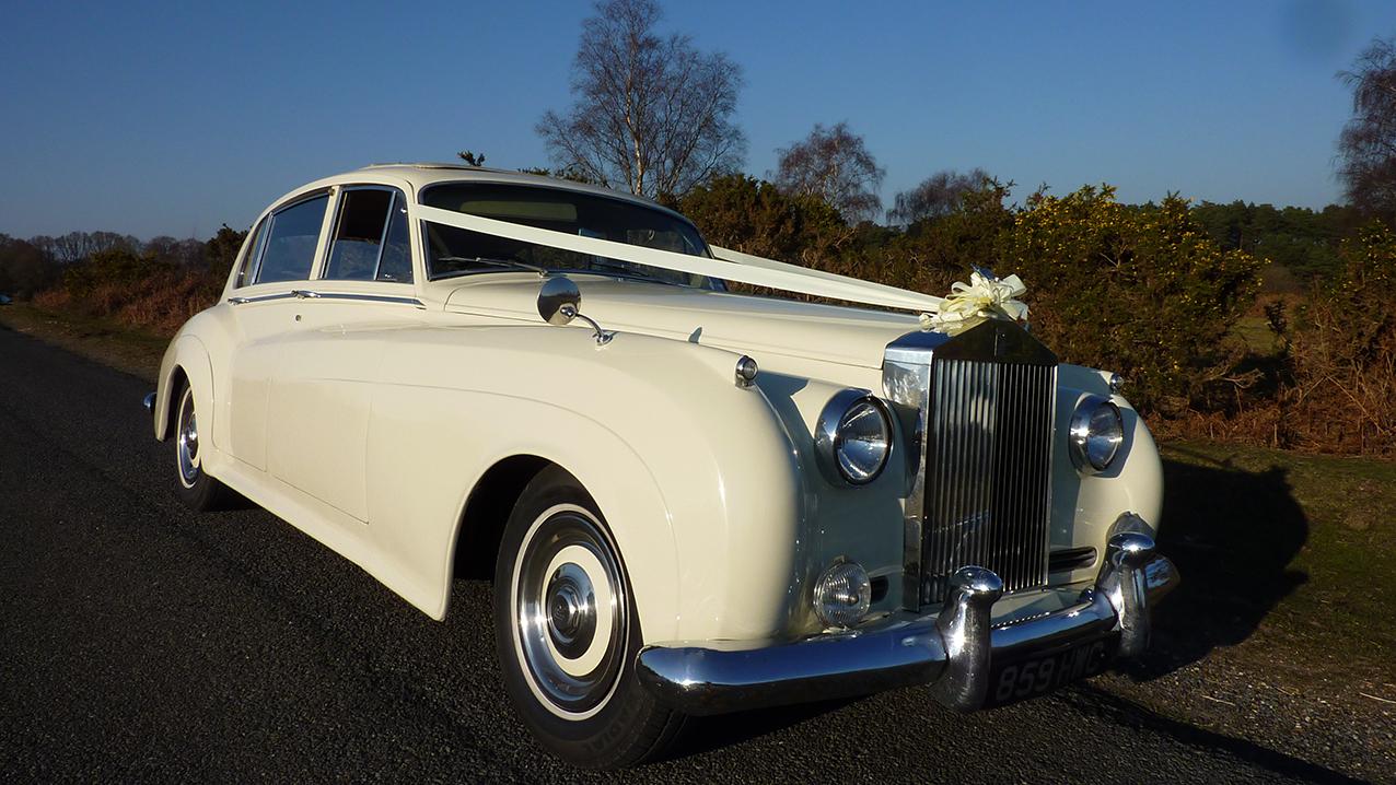 Rolls-Royce Silver Cloud II LWB