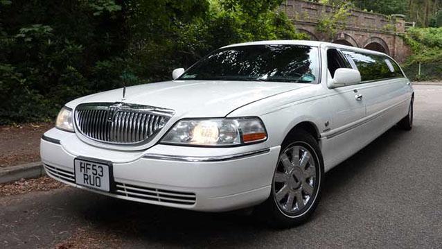 Lincoln USA 30ft 'Krystal' Limousine