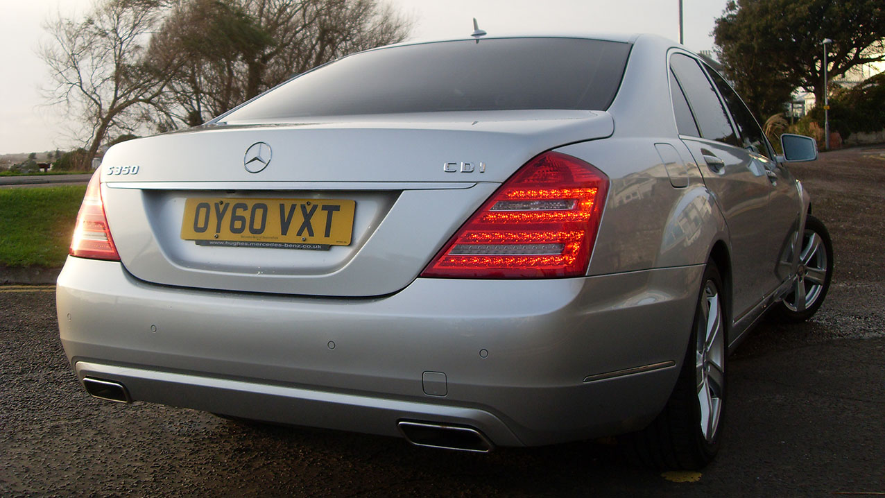 Mercedes 'S' Class 350 CDi LWB