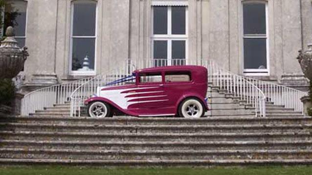 Ford Model 'A' Sedan Hot Rod