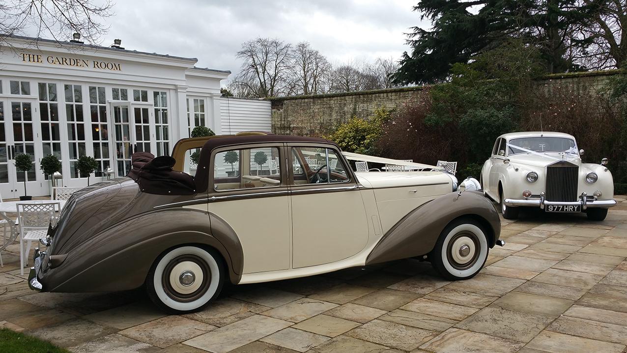 Bentley 'R' Type Convertible