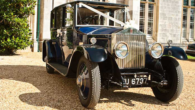 Rolls-Royce 20hp Landaulette