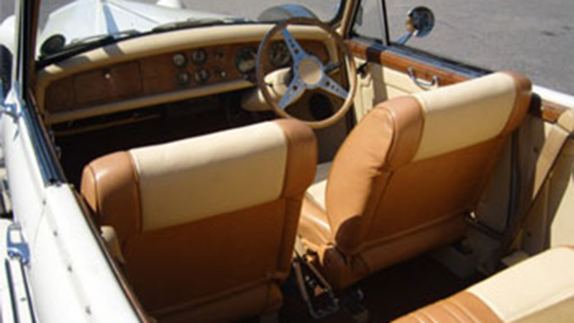 Beauford Touring Convertible