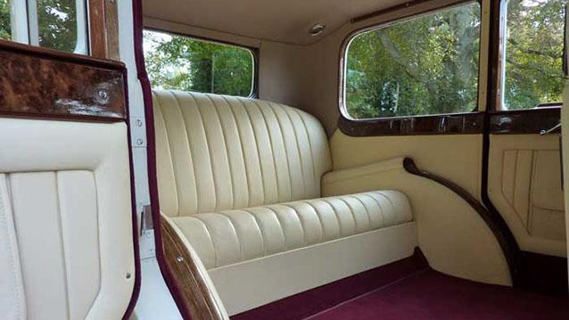 Sunbeam Limousine