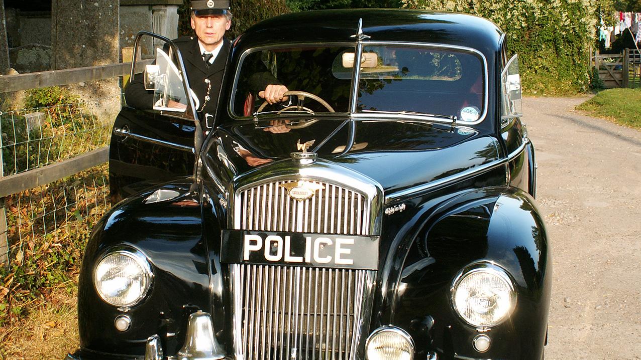 Wolseley 6/80 Police Car