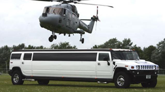 Hummer USA 40ft Limousine