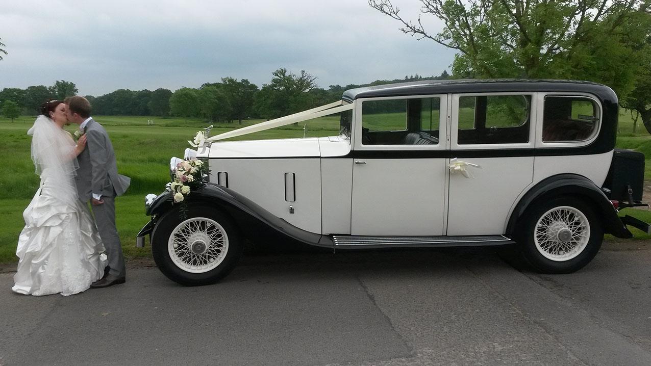 Rolls-Royce 20/25 Limousine