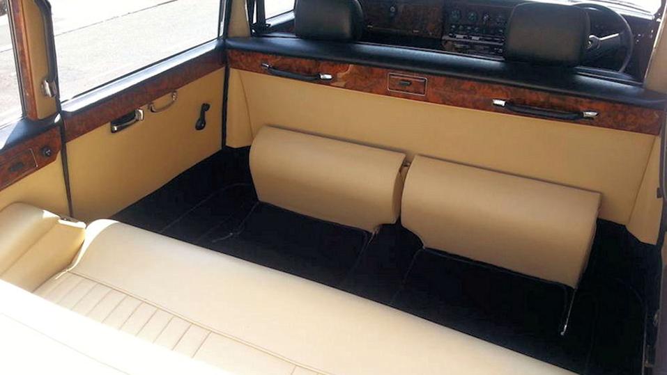 Daimler DS420 State Landaulette