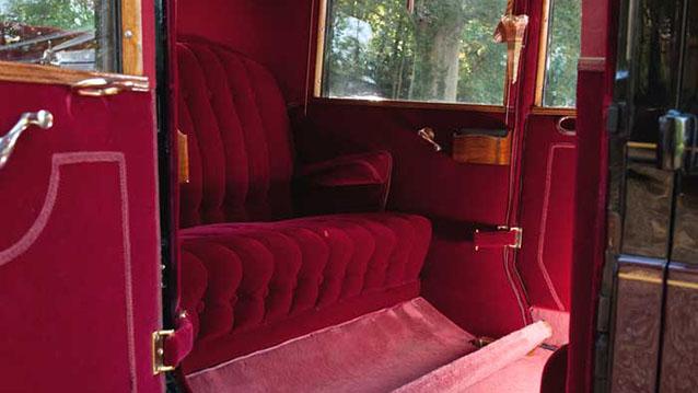 Rolls-Royce Silver Ghost Limousine