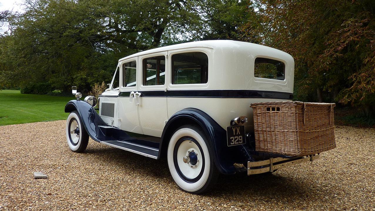 Packard Limousine