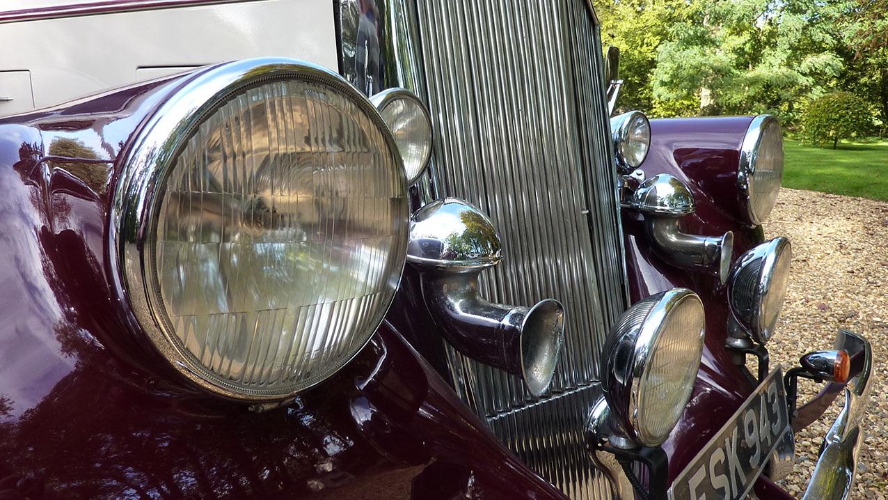 Pierce Arrow Limousine