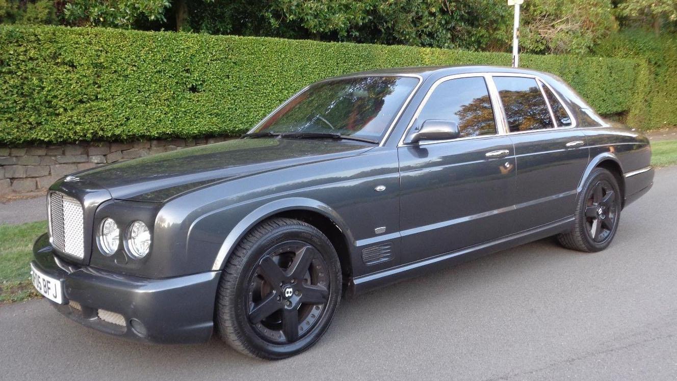 Bentley Arnage 'Mulliner'