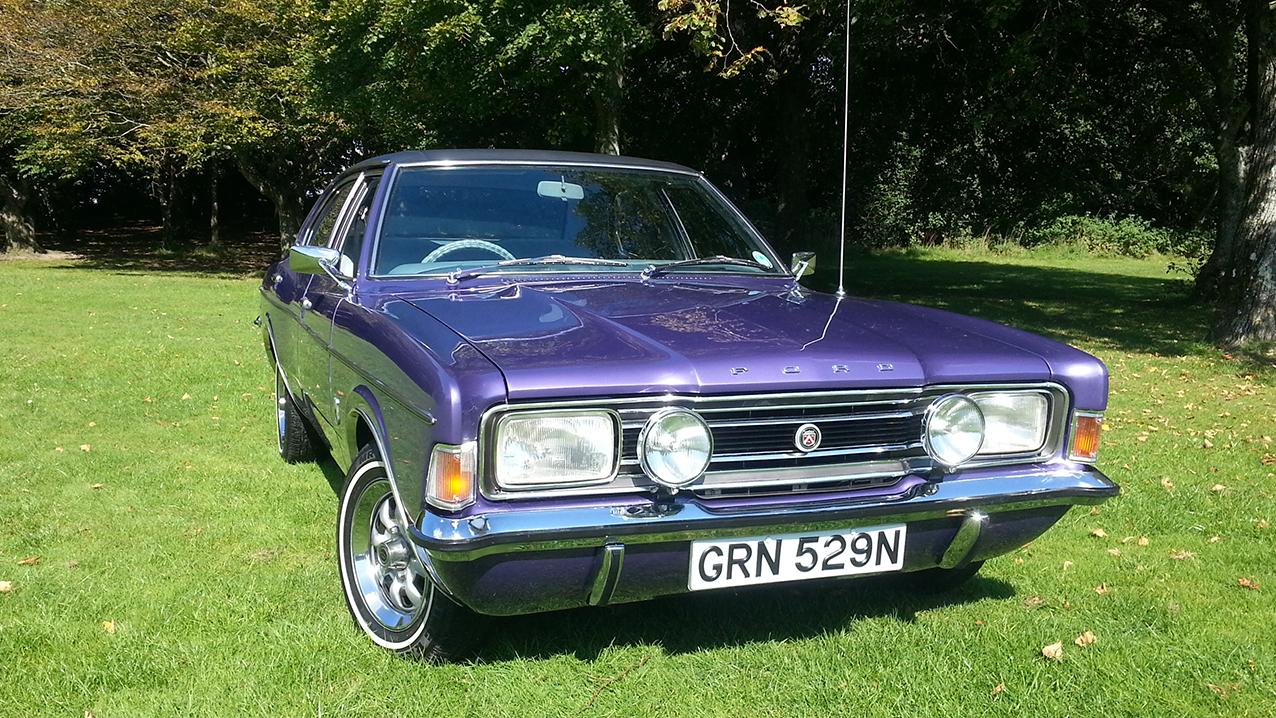Ford Cortina MK3 2000E Executive