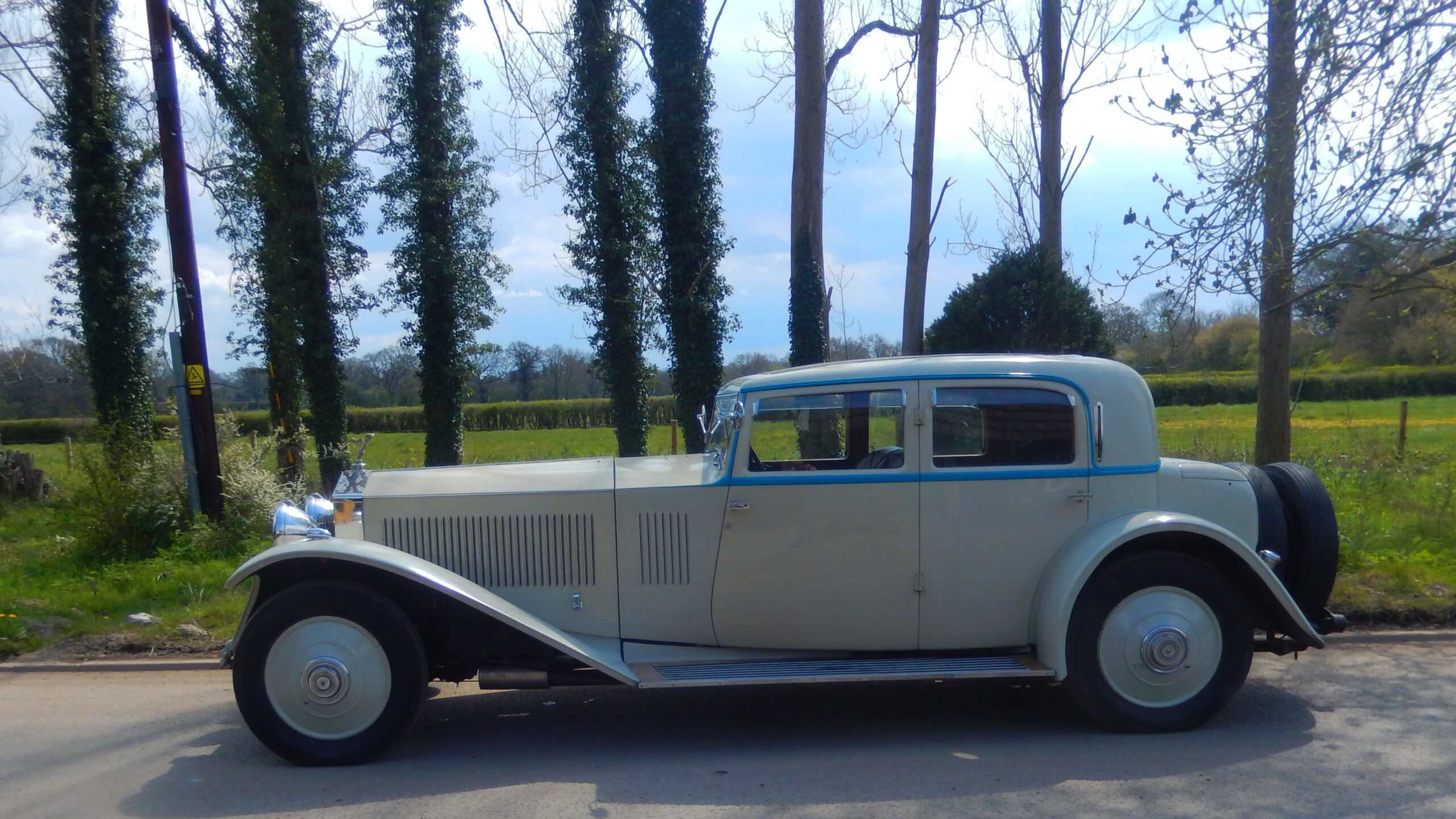 Rolls-Royce Phantom II Continental Sports