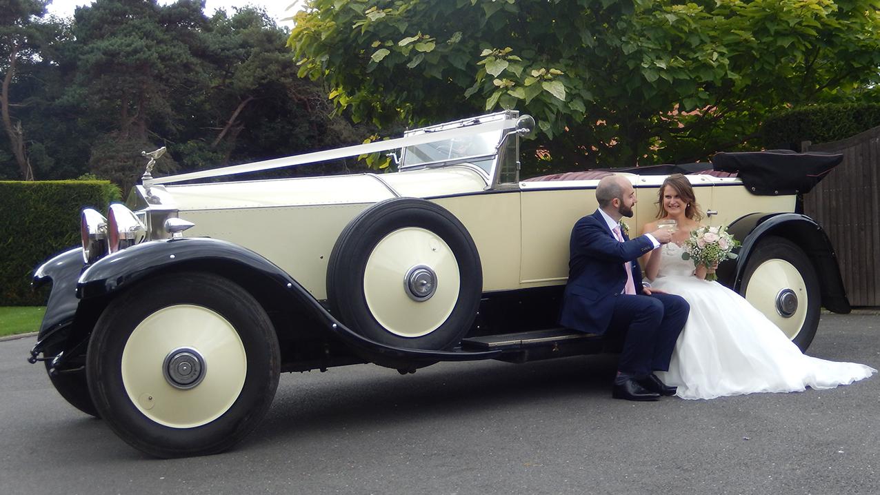Rolls-Royce Phantom I Convertible