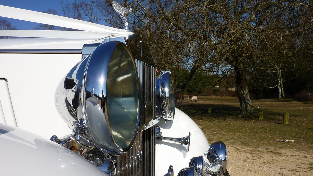 Rolls-Royce Phantom III Limousine