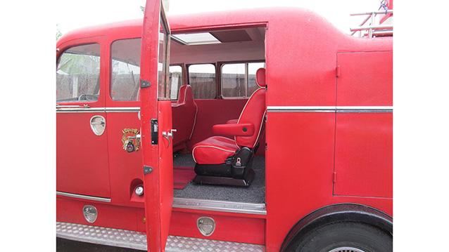 Florida Fire Truck