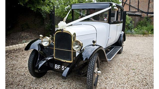 A Pair of Vintage Citroën's