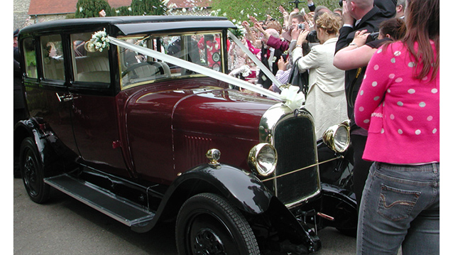 Citroën Deluxe Saloon