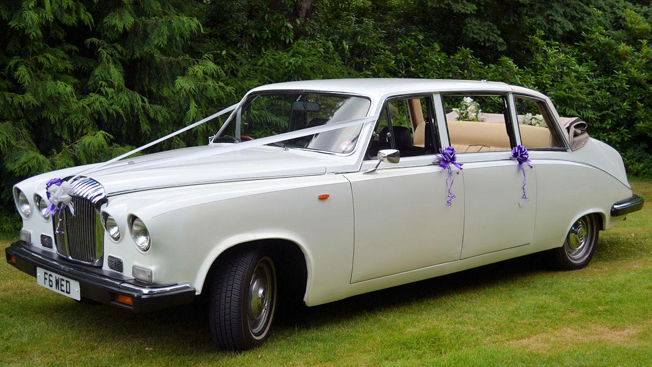 A Pair of Daimler Limousines