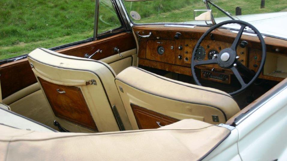 Bentley Franay Convertible
