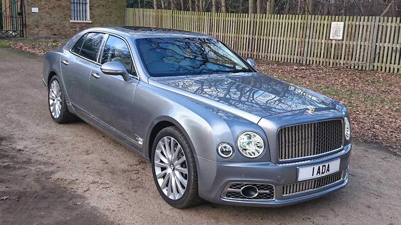 Bentley Mulsanne LWB