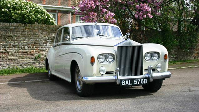 Rolls-Royce Phantom I Sedanca