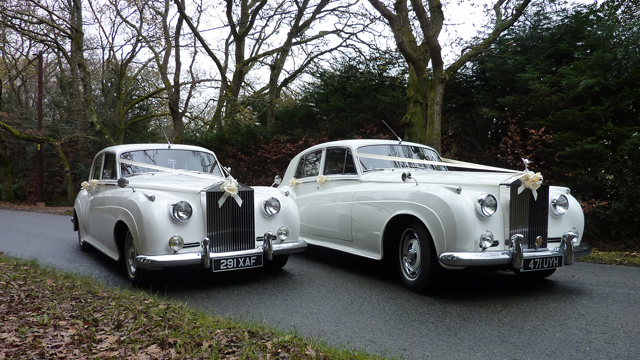 Rolls Royce Wedding Car Hire Service