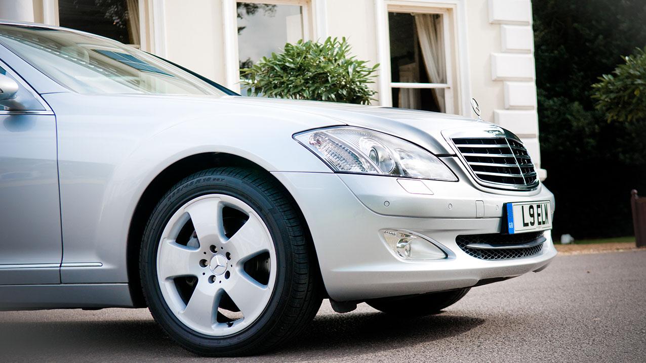 Mercedes 'S' Class 320 CDI