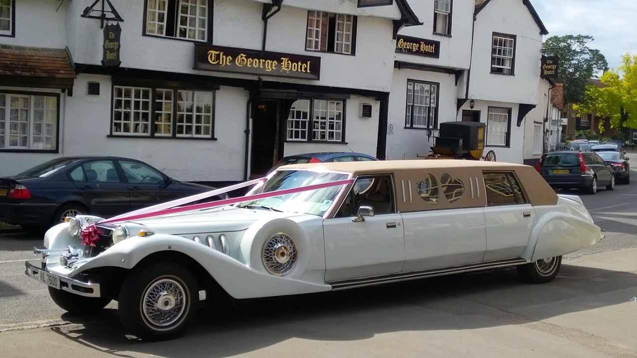 Lincoln Excalibur Limousine