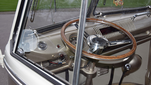 Volkswagen Split Screen Camper Van