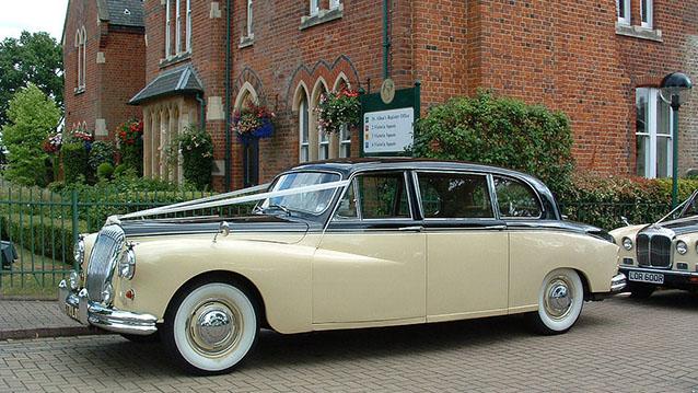 Daimler Majestic Major Limousine